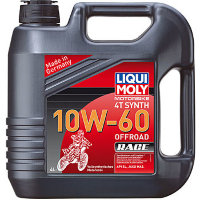 LIQUI MOLY-Motorbike 4T Synth Offroad Race 10W-60-